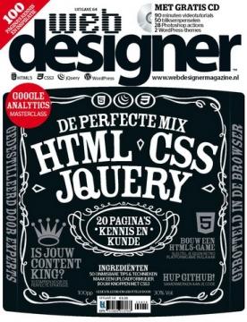 Webdesigner 64, iOS, Android & Windows 10 magazine