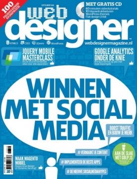 Webdesigner 66, iOS, Android & Windows 10 magazine