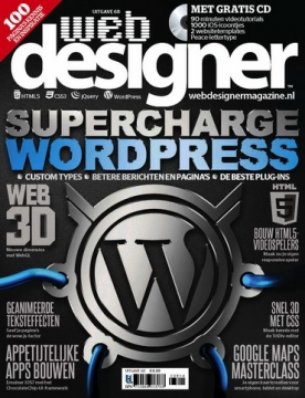 Webdesigner 68, iOS, Android & Windows 10 magazine