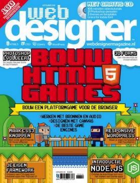Webdesigner 69, iOS, Android & Windows 10 magazine