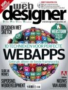 Webdesigner 71, iOS & Android magazine