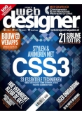 Webdesigner 72, iOS, Android & Windows 10 magazine