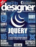 Webdesigner 75, iOS & Android magazine