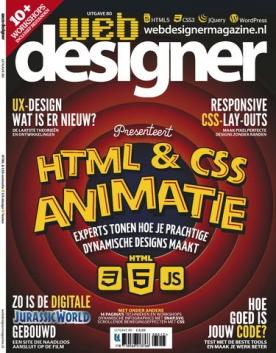 Webdesigner 80, iOS, Android & Windows 10 magazine