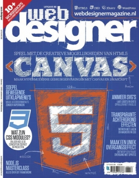 Webdesigner 88, iOS, Android & Windows 10 magazine