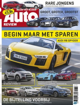 Auto Review 12, iOS, Android & Windows 10 magazine