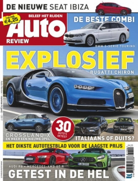 Auto Review 6, iOS, Android & Windows 10 magazine