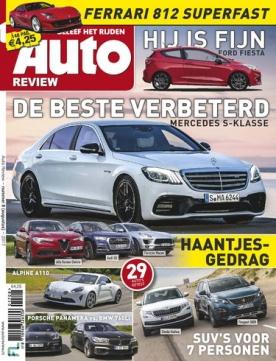 Auto Review 8, iOS, Android & Windows 10 magazine