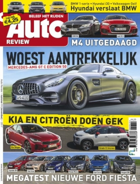 Auto Review 11, iOS, Android & Windows 10 magazine