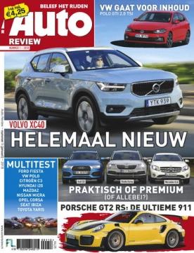 Auto Review 1, iOS, Android & Windows 10 magazine