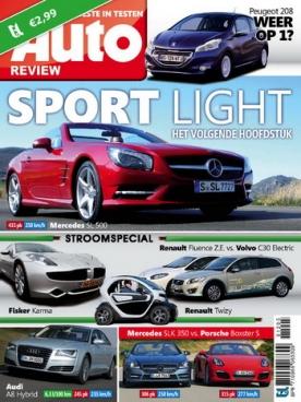 Auto Review 5, iOS, Android & Windows 10 magazine