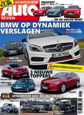 Auto Review 11, iOS, Android & Windows 10 magazine