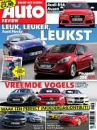 Auto Review 5, iPad & Android magazine