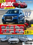 Auto Review 7, iOS & Android magazine