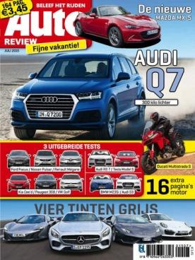 Auto Review 7, iOS, Android & Windows 10 magazine