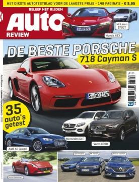 Auto Review 9, iOS, Android & Windows 10 magazine