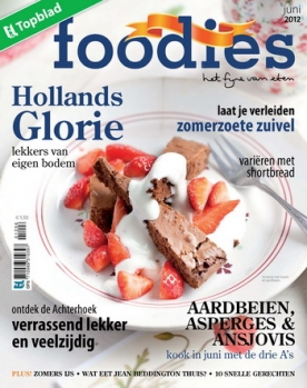 Foodies Magazine 6, iPad & Android magazine