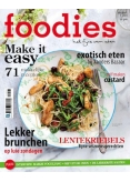 Foodies Magazine 3, iPad & Android magazine