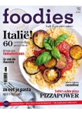 Foodies Magazine 5, iPad & Android magazine