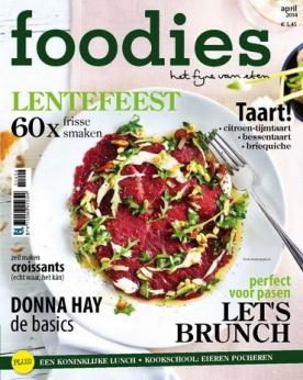 Foodies Magazine 4, iOS, Android & Windows 10 magazine
