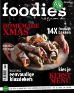 Foodies Magazine 12, iOS & Android magazine