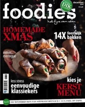 Foodies Magazine 12, iOS, Android & Windows 10 magazine