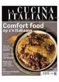 La Cucina Italiana 1, iPad & Android magazine