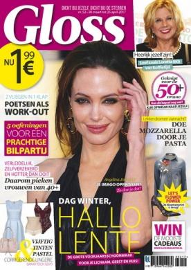 Gloss 52, iOS, Android & Windows 10 magazine