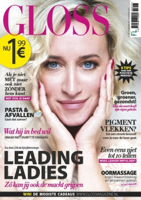 Gloss 59, iOS, Android & Windows 10 magazine