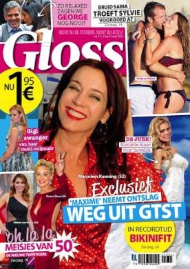 Gloss 13, iOS, Android & Windows 10 magazine