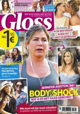 Gloss 23, iOS, Android & Windows 10 magazine