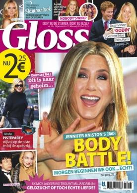 Gloss 32, iOS, Android & Windows 10 magazine