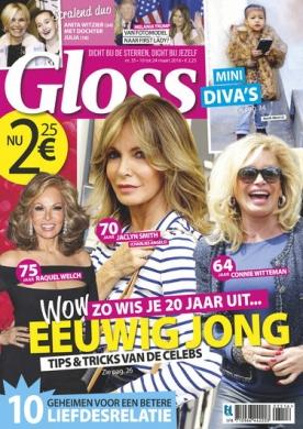 Gloss 35, iOS, Android & Windows 10 magazine