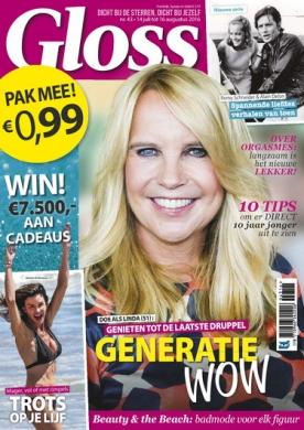 Gloss 43, iOS, Android & Windows 10 magazine