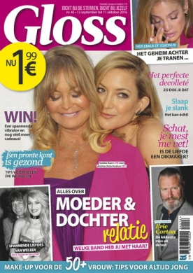 Gloss 45, iOS, Android & Windows 10 magazine