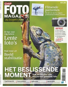 CHIP Foto Magazine 18, iOS, Android & Windows 10 magazine