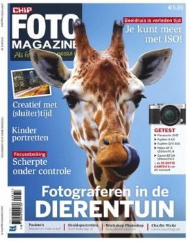 CHIP Foto Magazine 19, iOS, Android & Windows 10 magazine