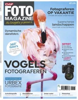 CHIP Foto Magazine 22, iOS, Android & Windows 10 magazine