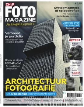 CHIP Foto Magazine 25, iOS, Android & Windows 10 magazine