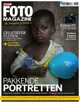 CHIP Foto Magazine 1, iOS, Android & Windows 10 magazine