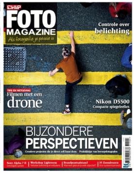 CHIP Foto Magazine 2, iOS, Android & Windows 10 magazine