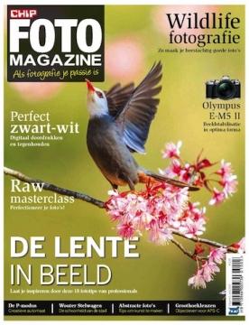 CHIP Foto Magazine 3, iOS, Android & Windows 10 magazine