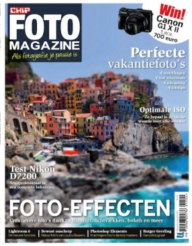 CHIP Foto Magazine 4, iOS, Android & Windows 10 magazine