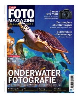 CHIP Foto Magazine 5, iOS, Android & Windows 10 magazine