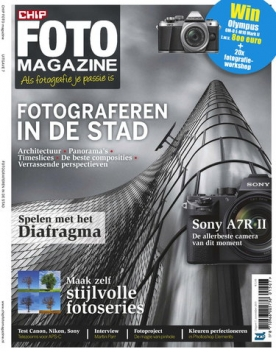 CHIP Foto Magazine 7, iOS, Android & Windows 10 magazine