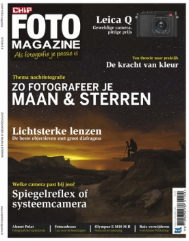 CHIP Foto Magazine 8, iOS, Android & Windows 10 magazine