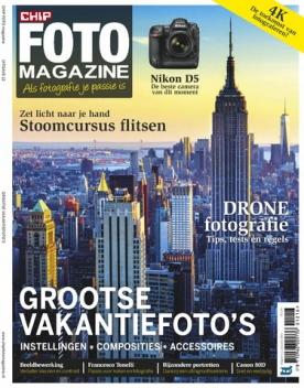 CHIP Foto Magazine 12, iOS, Android & Windows 10 magazine