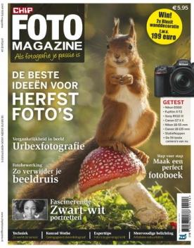 CHIP Foto Magazine 14, iOS, Android & Windows 10 magazine