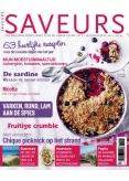 Saveurs 2, iOS, Android & Windows 10 magazine