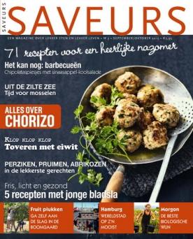 Saveurs 3, iOS, Android & Windows 10 magazine